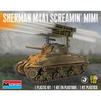 Sherman M4A1 Screamin MIMI - Image 1