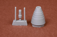 B-58 Hustler Tail turret for Revell/Monogram kit