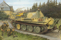 Sd.Kfz.171 Panther G Late Production - Image 1