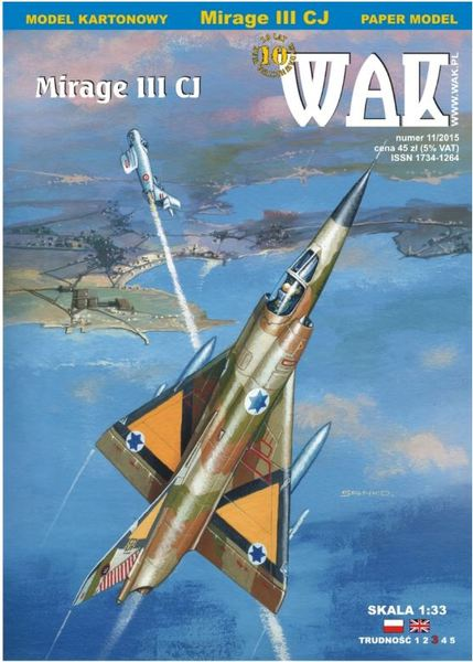 Mirage III CJ - Image 1