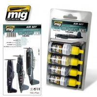 A.MIG 7207 Air Set - US Navy WWII Colors