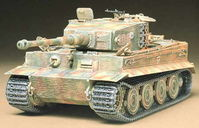 German Tiger I Tank Late Version - Image 1