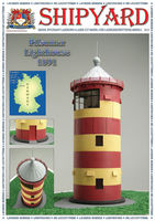 Pilsumer Lighthouse nr15 skala 1:87 - Image 1
