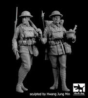 British soldiers WWI set