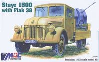 Steyr 1500 with Flak 38 - 1944 version - Image 1