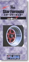 14-inch Star Formula Wheel/Tire set - Image 1