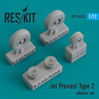 Jet Provost Type 2 wheels set - Image 1