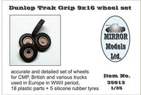 Dunlop Trak Grip 9x16 wheel set
