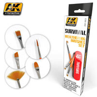 Survival Weathering Brushes Set - Image 1