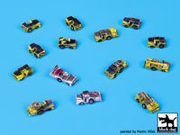 Deck tractors accessories set - Image 1