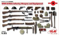 WWI British Infantry Weapon and Equipment - Image 1