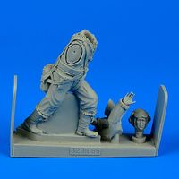 R.A.F. fighter pilot WWII Figurines - Image 1