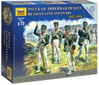 Russian Line Infantry (1812-1814)