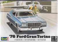 1976 Grand Ford Torino - Image 1