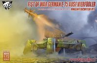 Fist of War German WWII E75 Ausf.vierfubler Rheintochter 1