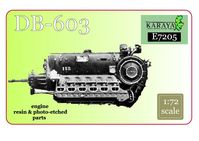 DB-603 engine – resin + PE