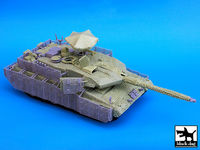 LEOPARD 2A6M CAN BARRACUDA for Trumpeter