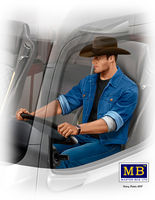 Truckers series. Mike (Beach Boy) Barrington - Image 1