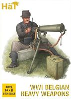 WWI Belgian Heavy Weapons - Image 1