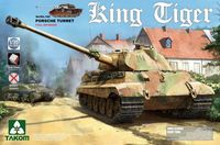 Sd.Kfz 182 King Tiger Porsche (Full interior) - Image 1