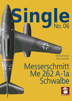 Single No. 06. Messerschmitt Me 262 A-1a Schwalbe