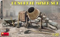 Concrete Mixer Set - Image 1