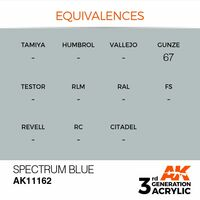 AK 11162 Spectrum Blue