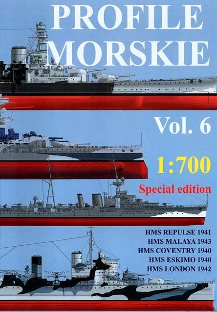 Profile morskie Vol. 6 Special edition - Image 1