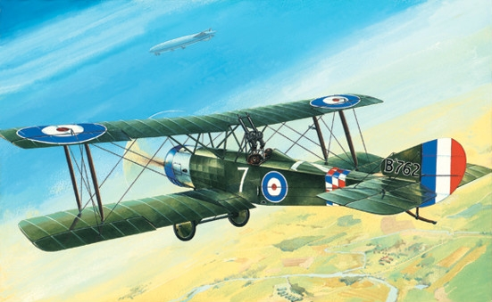 Sopwith 1 1/2 Strutter interceptor - Image 1