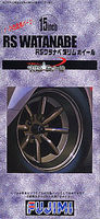 RS Watanabe Deep Rim 15inch Wheel/Tire/Brake Set - Image 1