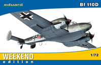 Bf-110D  Weekend Edition - Image 1