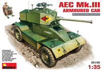 AEC Mk.III ARMOURED CAR - Image 1