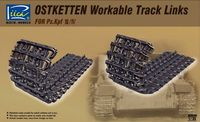 Ostketten Workable Track Links For Pz.Kpf III/IV - Image 1