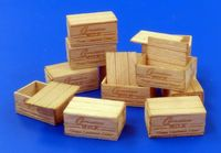 U.S.Wooden crates for condensed milk - Image 1