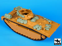 LVT A4 accessories set for Italeri
