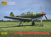 Bell P-39 Q-25 Airacobra - Image 1