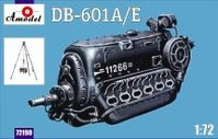 DB-601 A/E German IIWW Plane Engine