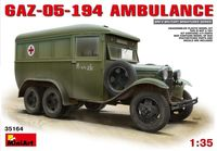 GAZ-05-194 AMBULANCE