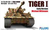 Tiger I Early Version Michael Wittmann - Image 1