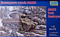 American M36B2 Tank destroyer - Image 1