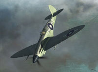 Supermarine Seafire Mk.XV (Late Version)