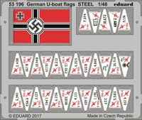German U-boat flags