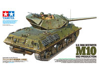 U.S. TANK DESTROYER M10 MID PRODUCTION - Image 1