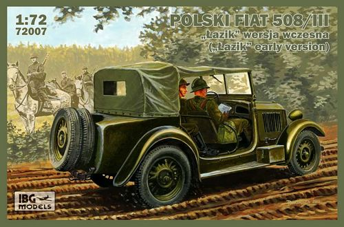 "Polish Fiat 508/III ""Łazik"" Early Version - Image 1"
