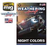 The Weathering Aircraft Issue 14. NIGHT COLORS (English)