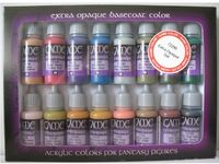 72290 Game Color Set - Extra Opaque Basecoat Color