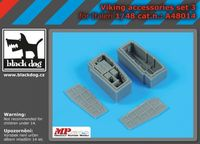 Viking accessories set N°3 for Italeri