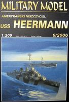 US Destroyer USS Heermann