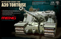 British A-39 Tortoise Heavy Assault Tank