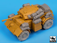 British Staghound Mk III accessories set for Bronco models